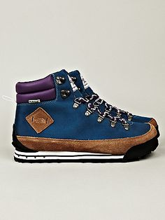 Nice colour hues on the upcoming North Face Back To Berkley hiking boots.