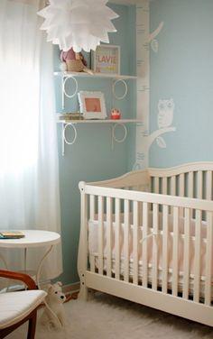 quarto de menina azul e rosa - Pesquisa Google