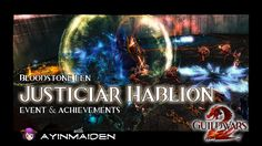 Ghostly Justiciar Hablion event & achievements