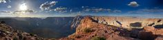 Grand Canyon West Wing AZ [OC] [15912X3800]