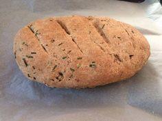 #Ψωμί #ολικής άλεσης με μυρωδικά #cookpadgreece Bread Bun, Bread Recipes, Bakery, Healthy Recipes, Cookies, Buns, Breads, Greek, Food