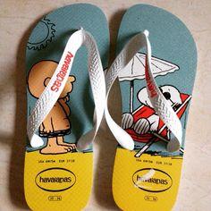 Havaianas Snoopy ❤️