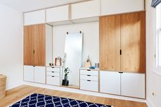 Bespoke fitted plywood wardrobes by Lozi. Lozi offers a fantastic selection of fitted wardrobes and can design Furniture, House, Home, Plywood Furniture, Wardrobes, Walk In Shower Designs, Wall Wardrobe Design, Bathrooms Remodel, Furniture Design
