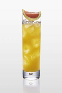 Cognacdrink med appelsinsmaker Drink, Beverage, Drinking