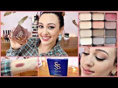 Stila Eyes Are The Window SPIRIT Palette Review + Tutorial - YouTube