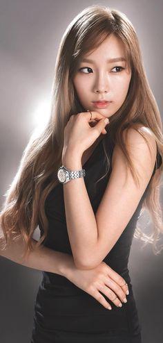 SNSD Taeyeon Girls' Generation Casio