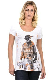 Camiseta Feminina django
