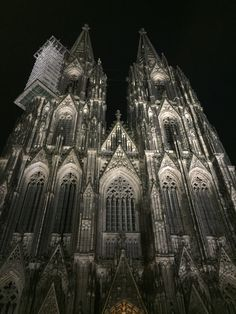 Cologne Dom at Night