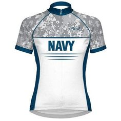 365f70450 Primal Wear Womens US Navy Honor Cycling Jersey White Medium     Click on  the