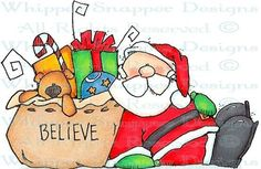Take a Break & Believe - Christmas Images - Christmas - Rubber Stamps - Shop Christmas Rock, All Things Christmas, Christmas Holidays, Christmas Decorations, Christmas Ornaments, Christmas Clipart, Christmas Printables, Christmas Pictures, Christmas Drawing