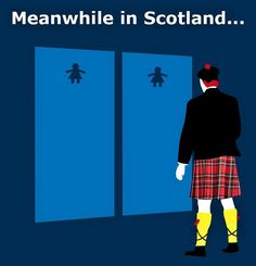 Meanwhile in Scotland :D