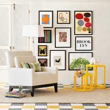 I like the simplicity of this...    Google Image Result for http://www.hahoy.com/wp-content/uploads/2010/03/home-decor-spring-graphics.jpg