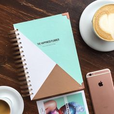 * THIS PLANNER IS DATED JULY 2016 - JUNE 2017. ** WE ARE CURRENTLY OUT OF THE PINK PLANNERS IN OUR US WAREHOUSE. If you're from Europe or AU/NZ and would like to purchase a pink one, please head to ou
