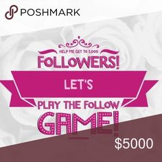 🏃🏽♀️🏃🏻♀️FOLLOW5000GAME💃🏼💃🏾 When women empower other women, awesome things happen!!! LIKE•SHARE•FOLLOW!!! 👩❤️👩👯👩❤️👩 Follow Game Other
