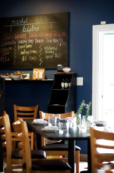 Market Table Bistro – Market Fresh Haute Cuisine in a Bistro Atmosphere