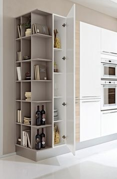 SWING Cucina componibile by LUBE INDUSTRIES S.R.L.