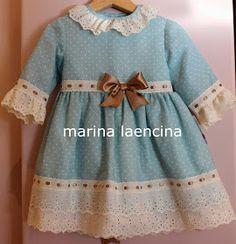 Dress For Girl Child, Little Dresses, Little Girl Dresses, Toddler Dress, Toddler Outfits, Baby Outfits, Kids Outfits, Young Fashion, Kids Fashion