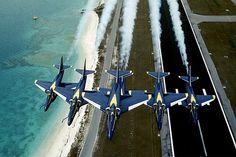 A-4 Skyhawk - US Navy Blue Angels