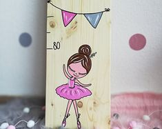 Height Chart, Nursery Paintings, Wooden Crafts, Wood Toys, Woodworking Crafts, Baby Room, Toddlers, Unique Jewelry, Handmade Gifts