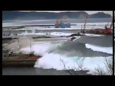 Unseen Footage of the 2011 Tsunami, Japan - YouTube