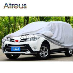SUV L Waterproof Dustproof Car covers for BMW X1 Audi Q3 Q5 Volkswagen Tiguan Peugeot 3008 4008 Toyota RAV4 VERSO EZ Accessories