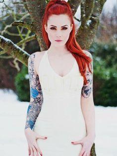 Redheads Inked