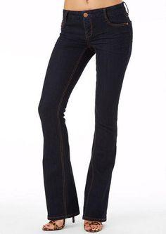 Ashley stewart petite bootcut jeans