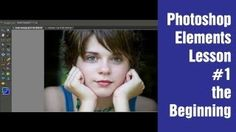 Photoshop Elements Beginner tutorial series