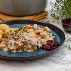 Potato Salad, Potatoes, Tasty, Chicken, Meat, Ethnic Recipes, Food, Eten, Potato