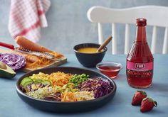 Συνταγές Μαγειρικής της Αργυρώς   Argiro.gr Buddha Bowl, Food Categories, Greek Recipes, Pasta Salad, Salads, Vegan, Chicken, Cooking, Healthy
