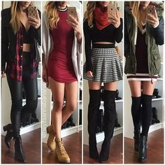 How does this woman have so many awesome outfits