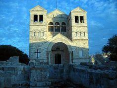 Israel: profanan la basílica del MonteTabor