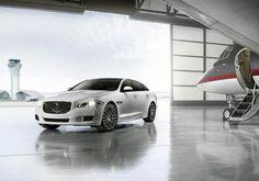 Jaguar XJ Ultimate: Work luxurious, relax comfortably & drive elegantly