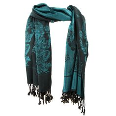Turquoise Ganesh Winter Scarf by Charlotte's Web Hip Bag, Scarf Hat, Leather Design, Ganesh, Scarf Styles, Looking For Women, Women's Accessories, Turquoise, Stylish