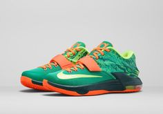 Nike KD7 Weatherman