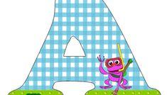 Letras de La Granja de Zenon Alfabeto para Descargar Gratis | Todo Peques Beach Mat, Outdoor Blanket, Kids Rugs, Farmhouse, Alphabet, Free Printable, Farm Animal Birthday, Bebe, Kid Friendly Rugs