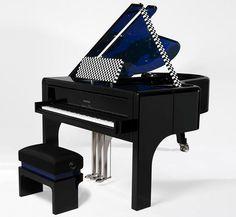 Piano Via láctea  Andrée Putman