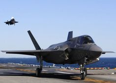 world's most advanced vertical TO...  F-35B