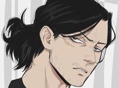 Anime Bebe, M Anime, Hot Anime Guys, Fanarts Anime, Anime Art, Hero Academia Characters, My Hero Academia Manga, My Hero Academia Eraserhead, Hottest Anime Characters