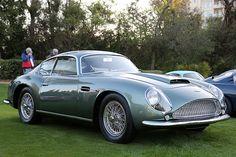 2. 1962 Aston Martin DB1 - Barbara (La producción del DB1 finalizó en 1950. El coche en la película es en realidad un Aston Martin DB4 GT Zagato)