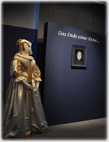 Barockkleid für das Museum Langenfeld