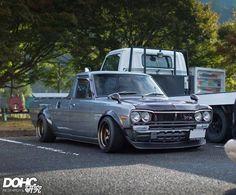 Hakosuka mini truck