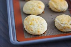 Sriracha-Cheddar Biscuits | Tasty Kitchen: A Happy Recipe Community!