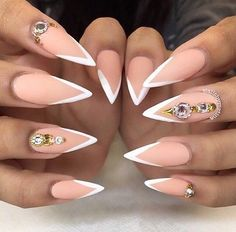 fresh claws. Whats your go to color? #facebook