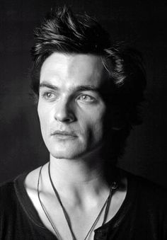 """Rupert Friend ~ """"I'm only really interested in taking a part if it's nothing like me."""""""