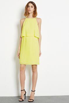 a43d99609fd9 Plisse Pleated Midi Dress Midi Shirt Dress, Pleated Midi Dress, Best  Wedding Guest Dresses