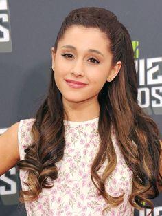 Best fall  hairstyles: Arianna Grande