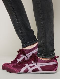 Onitsuka Tiger Audrey Runner...kick it!