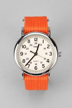 Timex Weekender Slip-Thru Band Watch - Perfect for summer