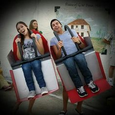 25 Clever Halloween Costumes To Wear As A Group | Roller coaster ...